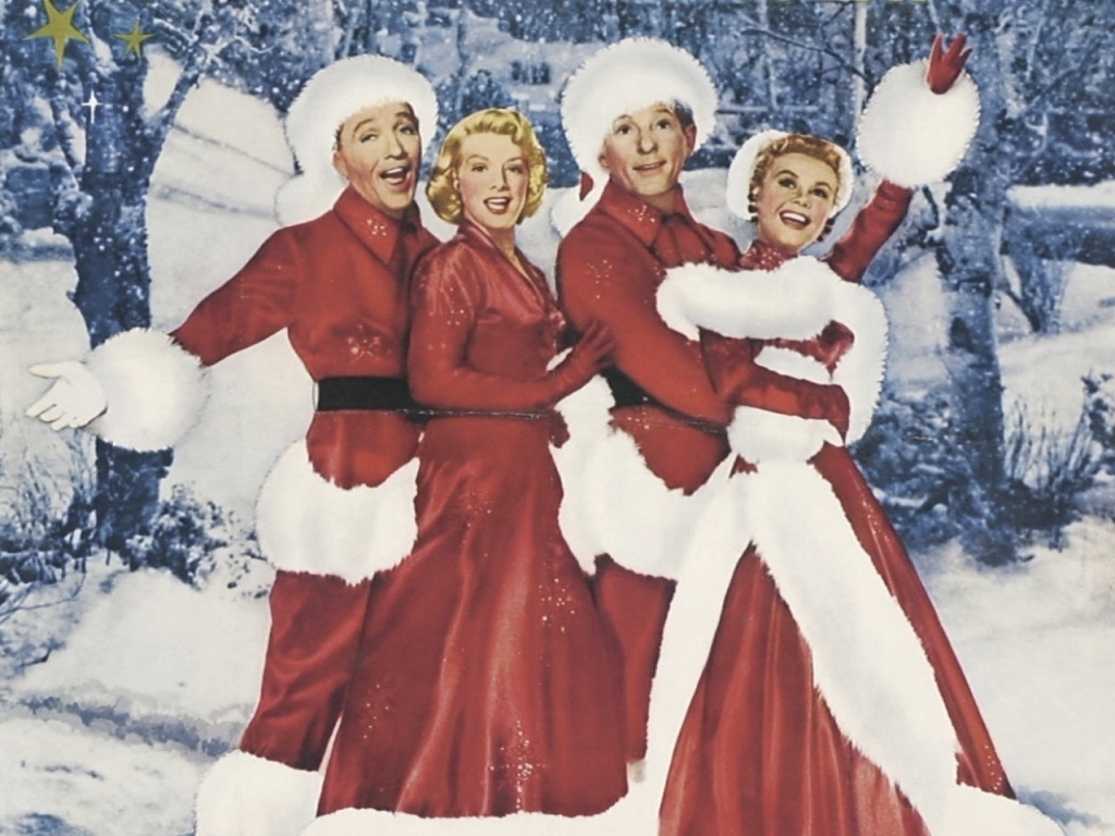 classic movies WhiteChristmas